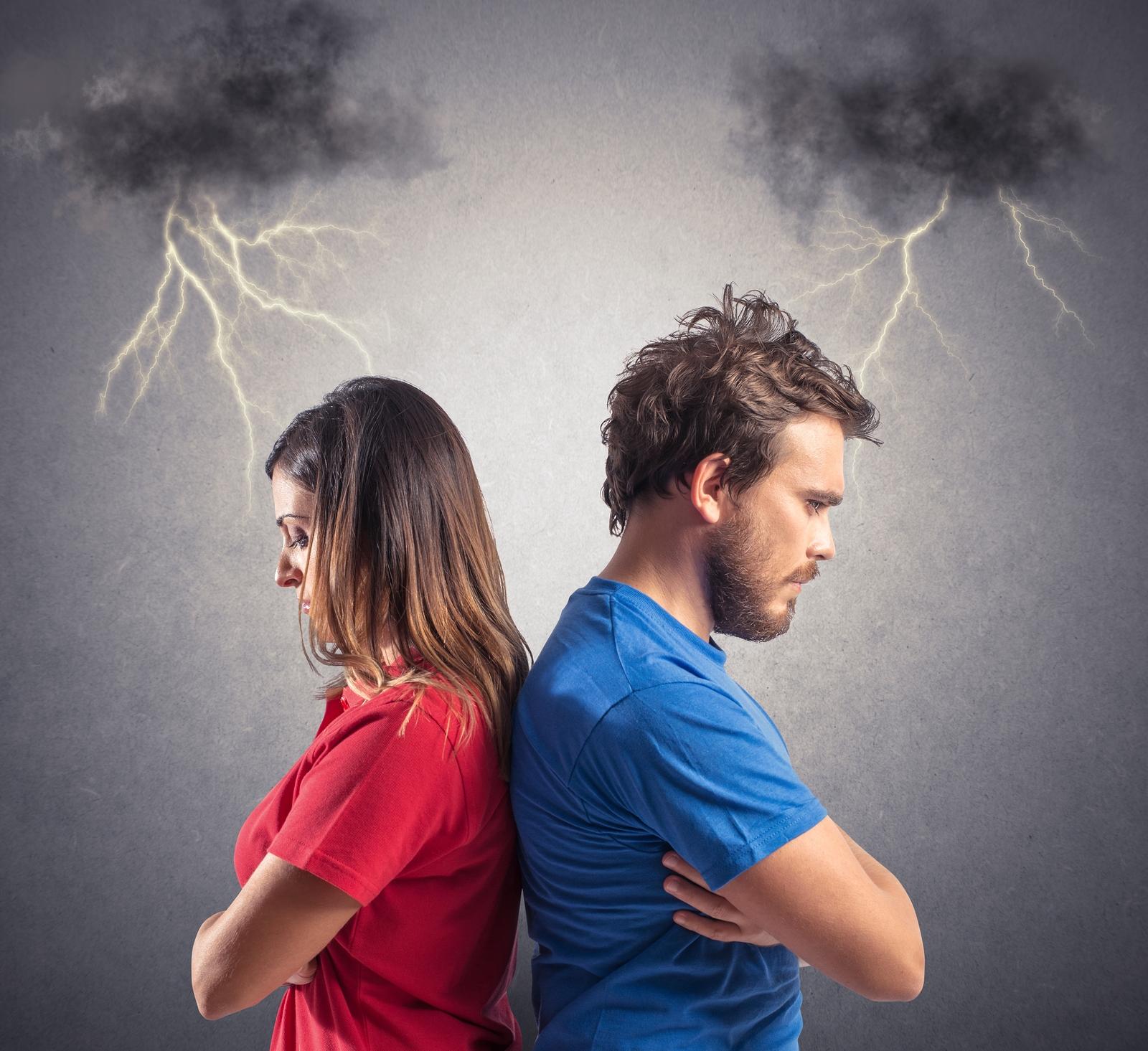 conflict in romantic relationship